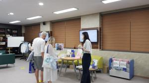 OPEN! GLOBAL LOUNGE: EXHIBITION FOR INTENATIONAL STUDENTS