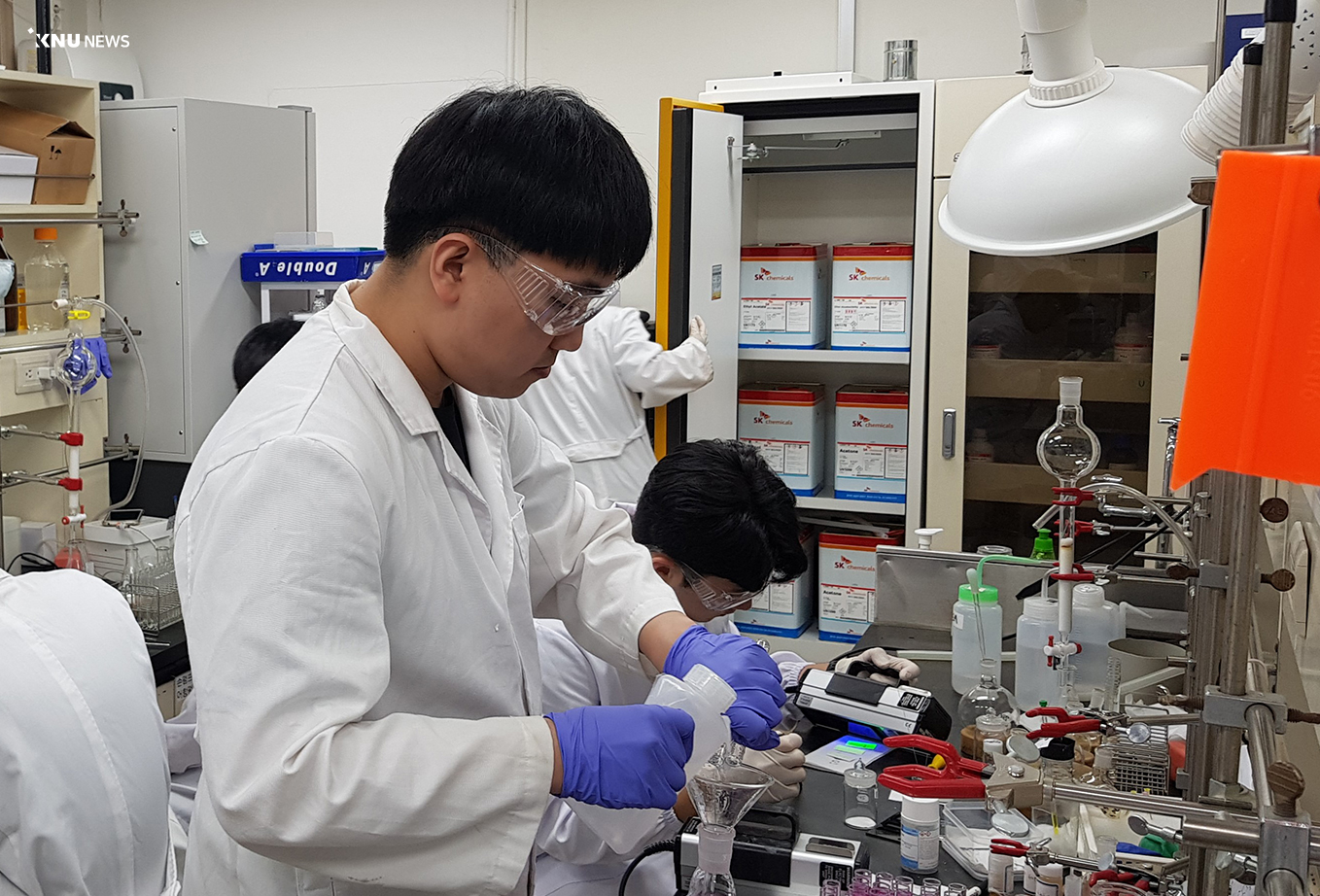 Selection of the Basic Research Laboratory Support Project for 2020 1번째 파일